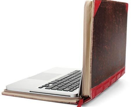 BookBook: новый кейс для вашего MacBook. Изображение № 1.