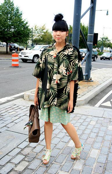 City Looks: Недели моды и Торонто глазами блога You Just Got Spotted. Изображение № 8.