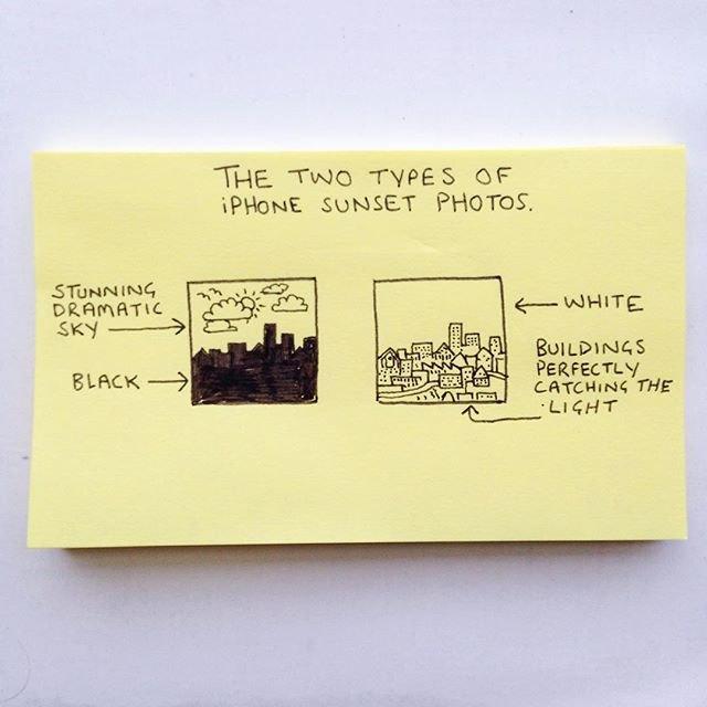 «Два типа фотографий заката на iPhone». Изображение № 15.