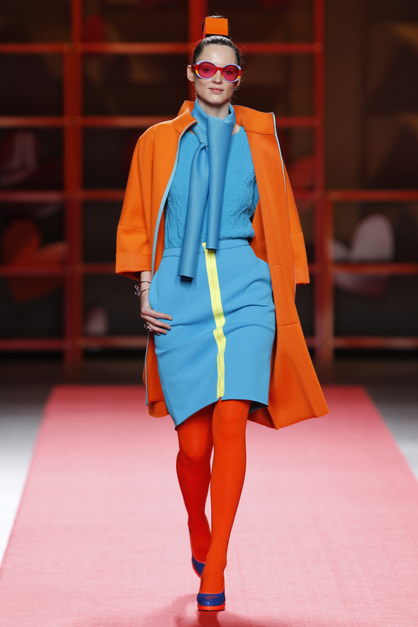 Madrid Fashion Week A/W 2012: Agatha Ruiz de la Prada. Изображение № 1.
