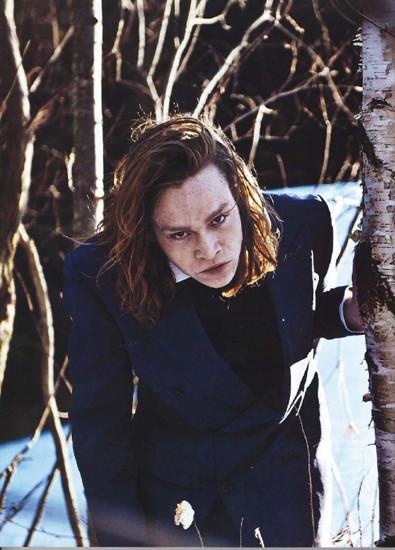 Новые лица: Калеб Лэндри Джонс, актер. Изображение №19.