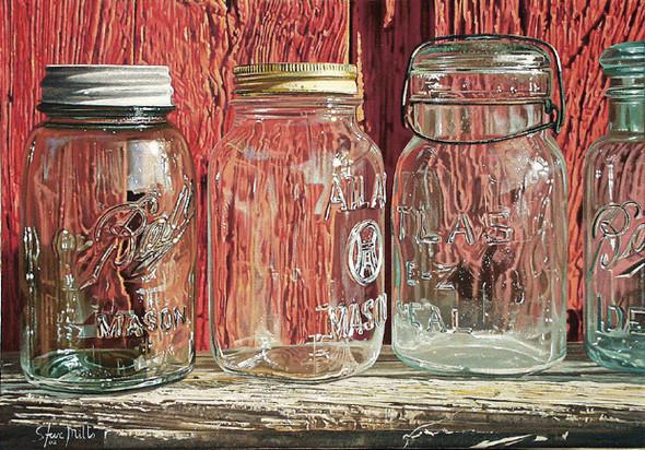 Изображение 7. Стив Милз - художник, фотографирующий красками.. Изображение № 26.
