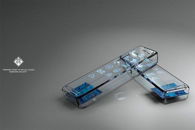 Samsung запустила сайт с пародийными концептами Galaxy S6 . Изображение № 4.