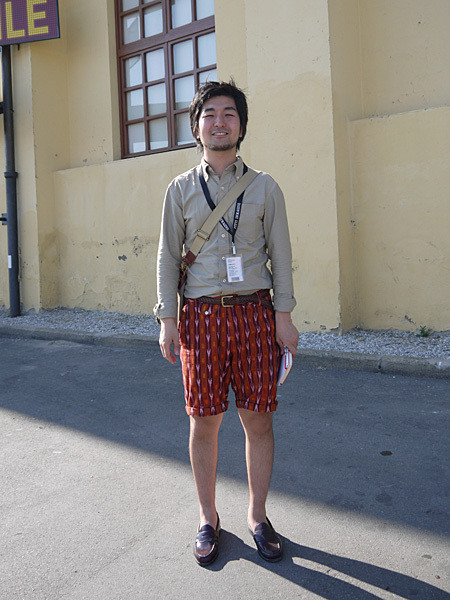 Изображение 22. Pitti Uomo, часть 1: дизайнерские павильоны и красиво одетые мужчины.. Изображение № 18.