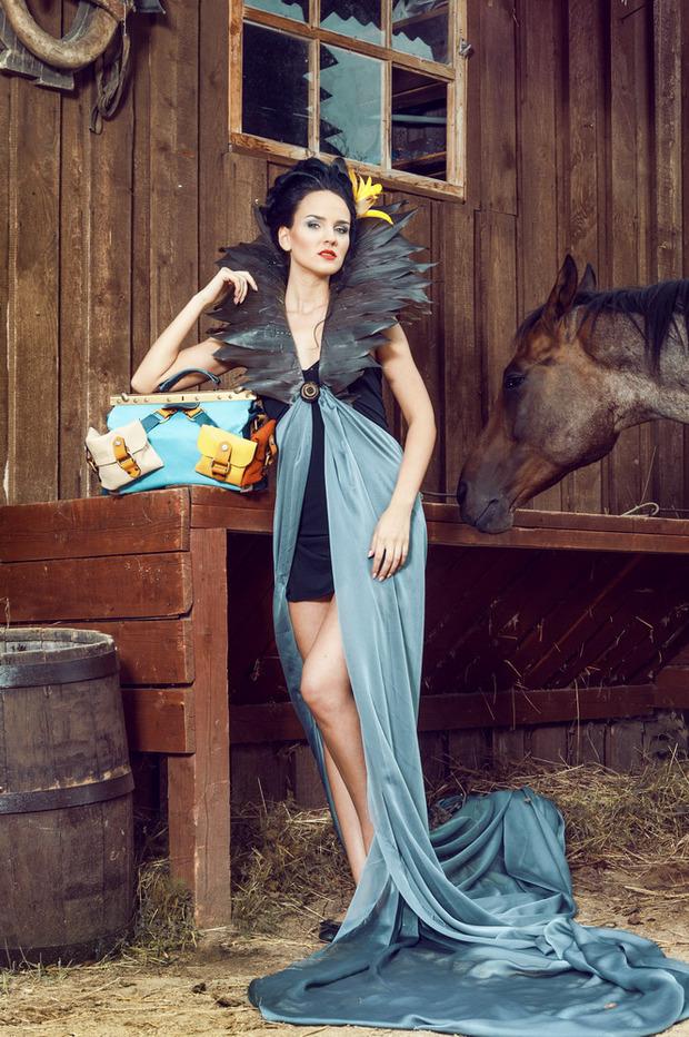 Лукбук кожаных сумок Ante Kovac. Изображение № 5.