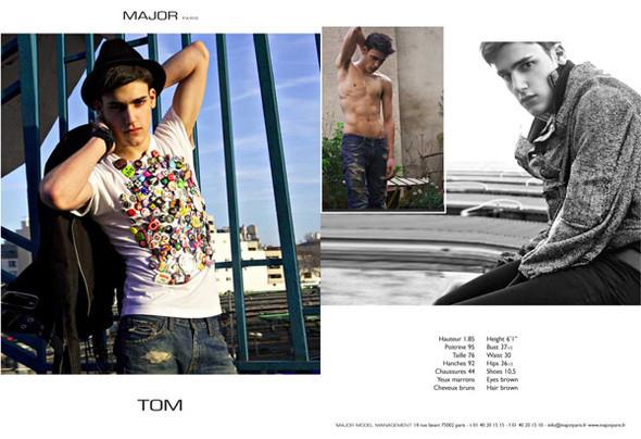 Show Package – Paris Men SS10: Major. Изображение № 33.