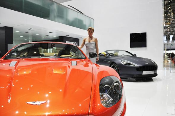 Natalia Freidina at 82nd Geneva International Motor Show. Изображение № 12.