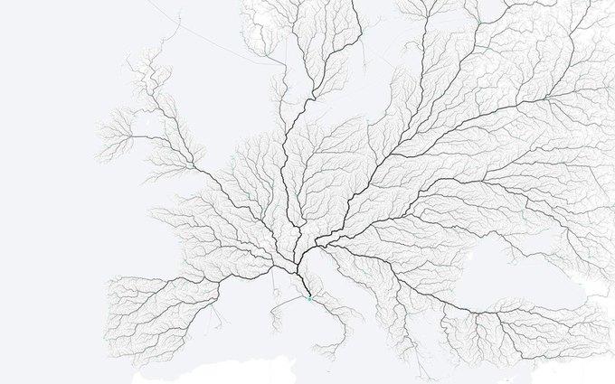 Дороги в Рим (Европа). Изображение № 1.