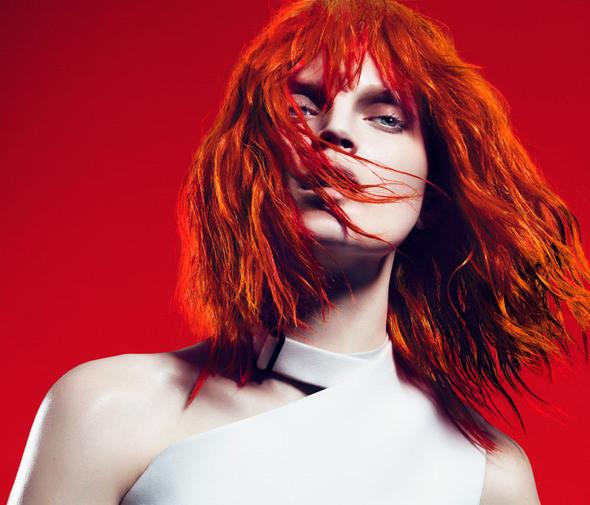 Изображение 12. Съемки: AnOther Man, Interview, Madame Figaro и Vogue.. Изображение № 11.
