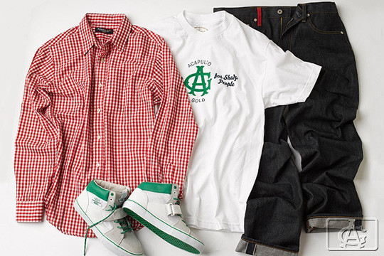Acapulco Gold Spring 2010 Collection. Изображение № 6.