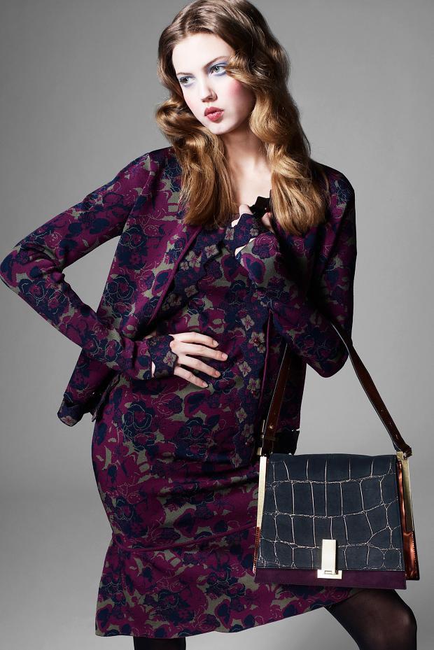 Показаны новые лукбуки Balenciaga, Chanel и Zac Posen. Изображение № 47.