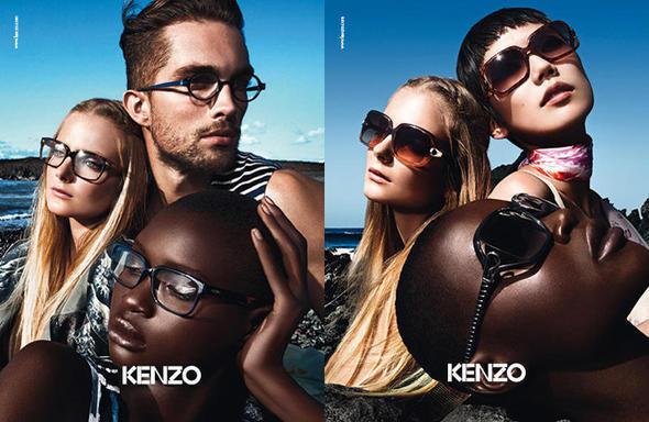 Изображение 19. Рекламные кампании: Yves Saint Laurent, Chanel и другие.. Изображение № 18.
