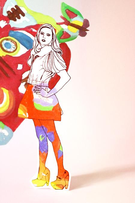 Иллюстратор Belinda Chen. Изображение № 14.