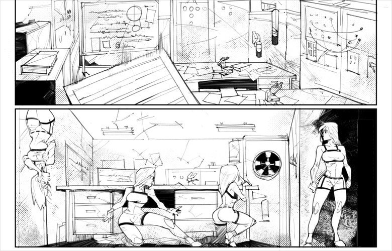 Кто пишет, рисует и продает комиксы  про русских супергероев . Изображение № 18.