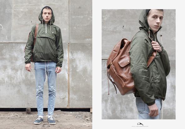 Изображение 5. Летняя коллекция рюкзаков от Asya Malbershein.. Изображение № 12.