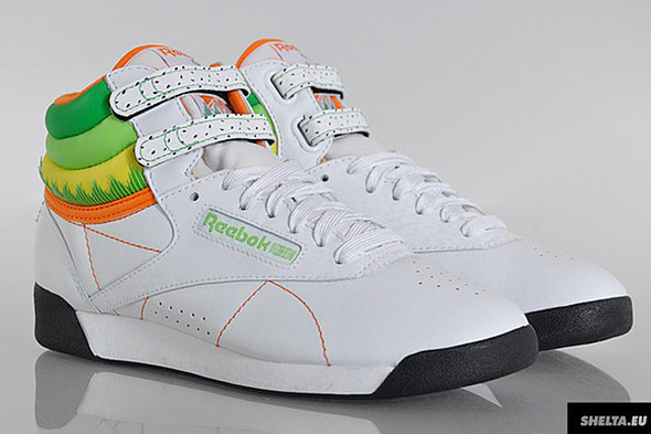 REEBOK FREESTYLE (SUSHI PACK). Изображение № 2.
