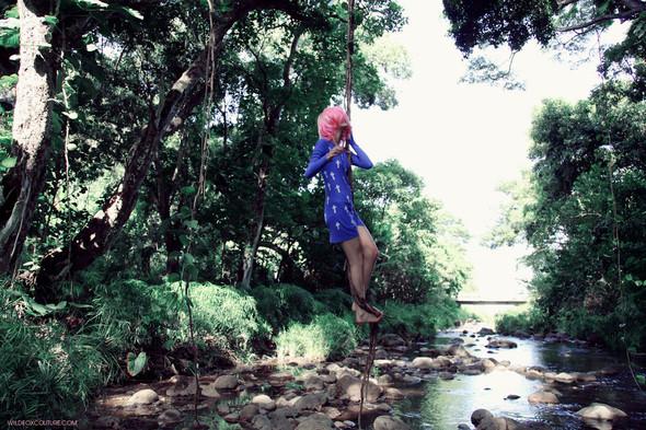 Лукбук: Шарлотта Фри для Wildfox SS 2012. Изображение № 35.