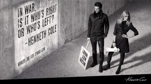 Кампания: Kenneth Cole FW 2011. Изображение № 7.