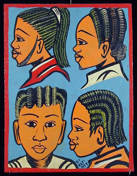 African Hairlooks. Изображение № 39.