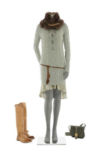 Brunello Cucinelli: лукбук осень-зима 2011/2012. Изображение № 49.