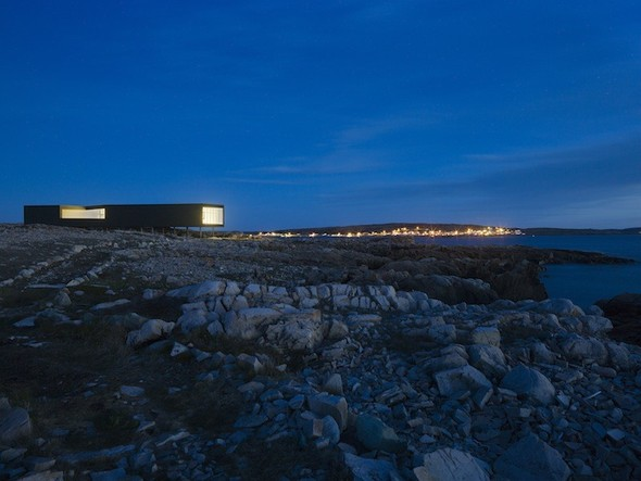 Long Studio, Fogo Island by Saunders Architecture на thisispaper.com. Изображение № 24.
