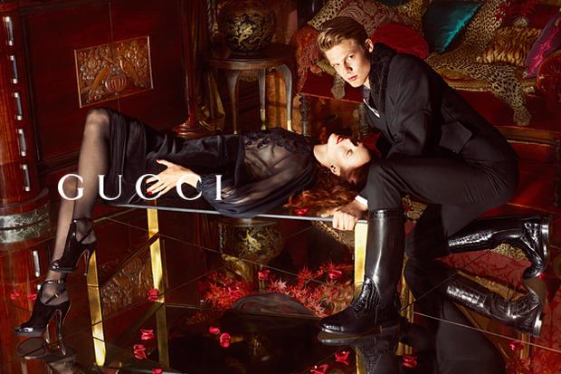 Вышли новые кампании Gucci, Eleven Paris, Forever 21, Moschino и Tomboy. Изображение № 28.