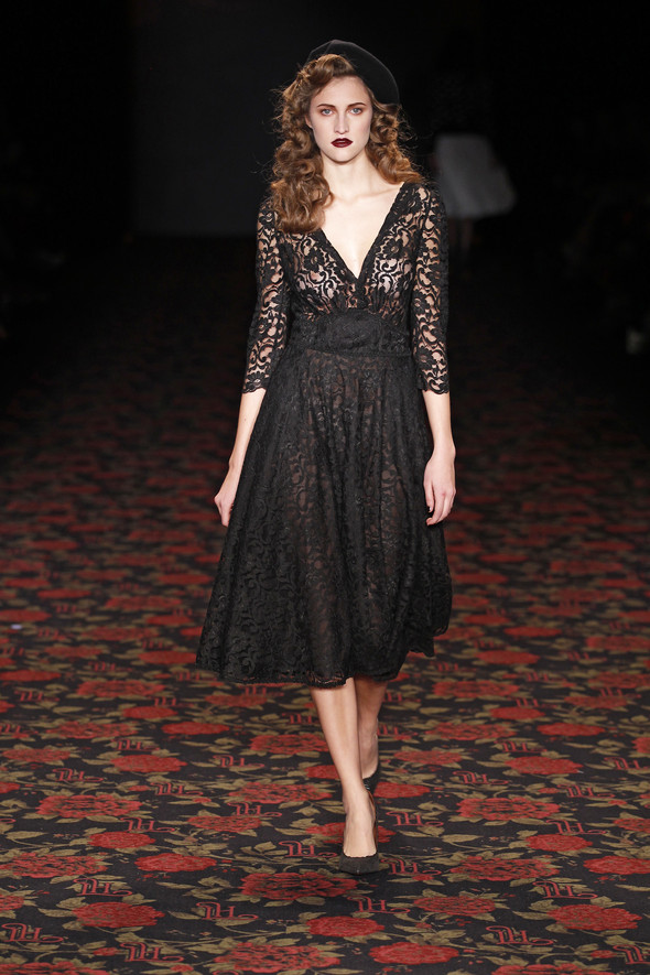 Berlin Fashion Week A/W 2012: Lena Hoschek. Изображение № 7.