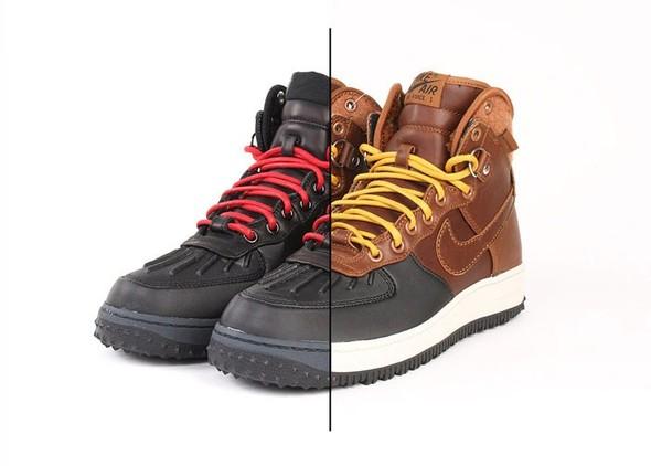 Nike Air Force 1 Duck Boot союз двух легенд. Изображение № 29.