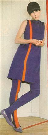 Пегги Моффитт-модель 60х. Изображение № 9.