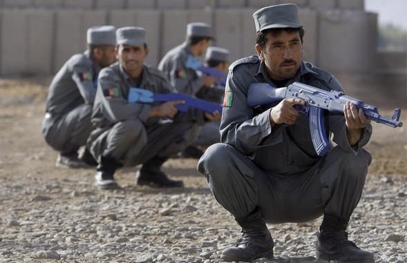 Афганистан. Военная фотография. Изображение № 331.