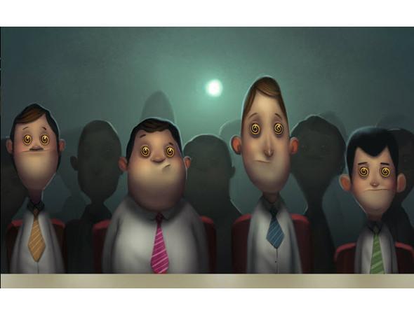 Создать папку: 5 успешных российских иллюстраторов рассказывают о портфолио. Изображение №31.