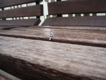 Большая жизнь маленьких людей от Slinkachu. Изображение № 10.