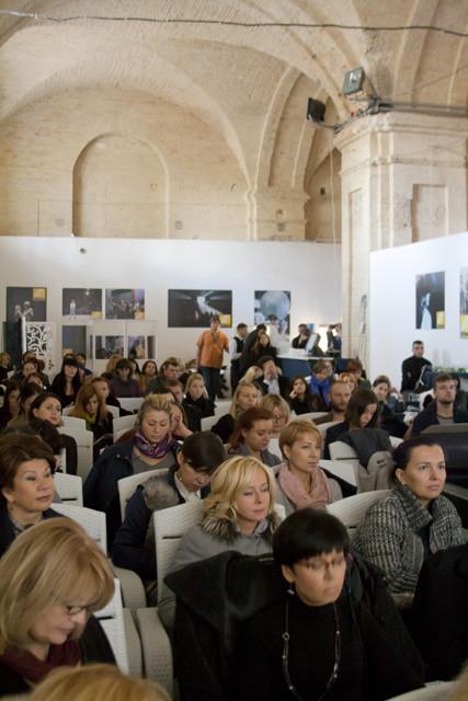 Фотоотчет о семинаре Лидевью Эделькорт в Киеве. Изображение № 34.