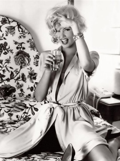 15 съёмок, посвящённых Мэрилин Монро. Изображение №22.