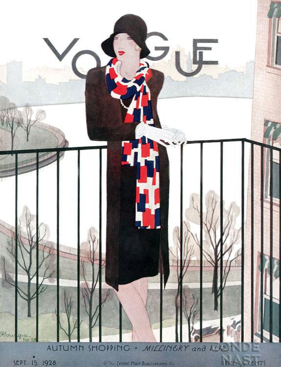 Калейдоскоп обложек Vogue. Изображение № 14.