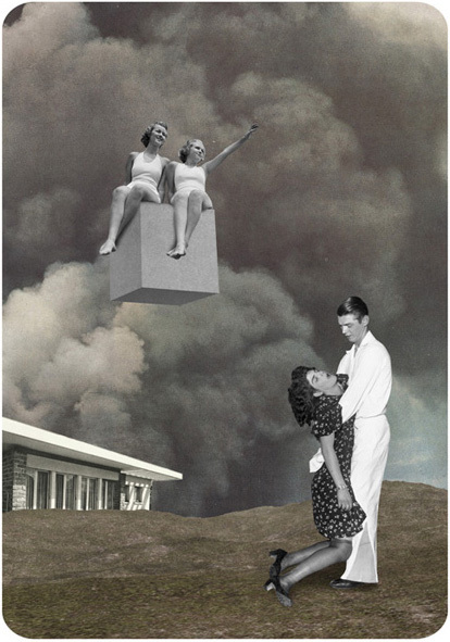 Perpendicular Dreams of Julien Pacaud. Изображение № 17.