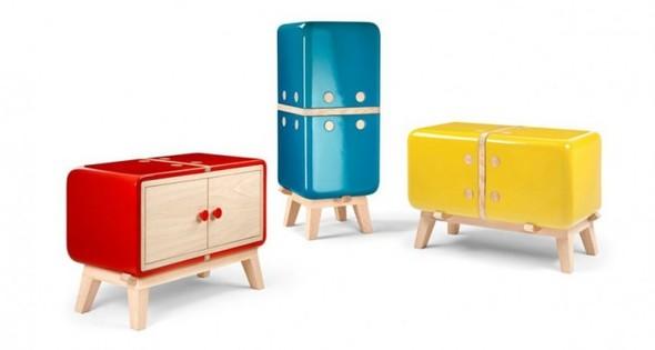 Дизайн мебели Keramos от Coprodotto. Изображение № 1.