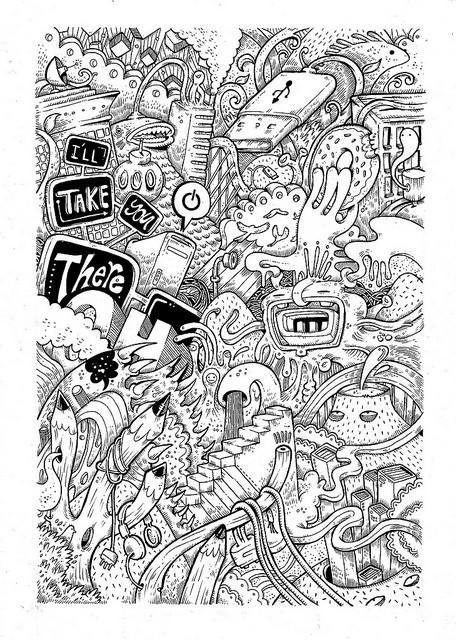 Tony Riff's stream. Изображение № 16.