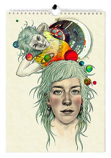 Иллюстратор Лиса Лева. Изображение № 10.