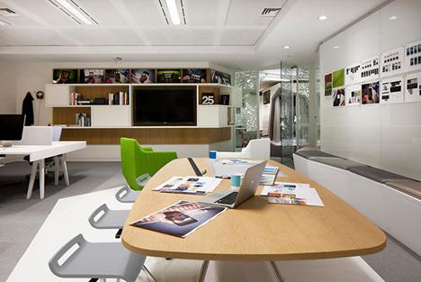 Новая штаб-квартира Google в Лондоне. Изображение № 12.