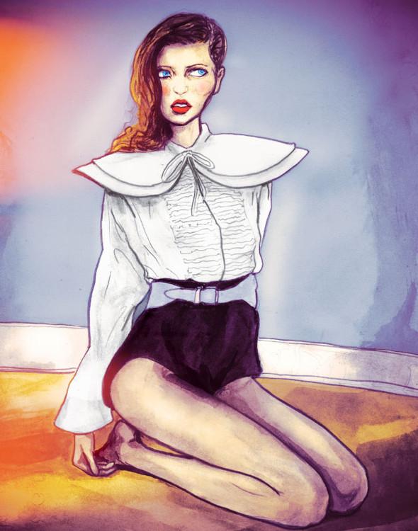 Fashion Girls от Igor Andre. Изображение № 3.