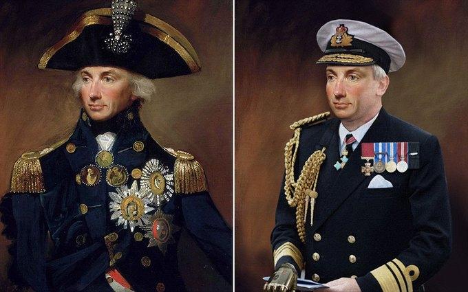 адмирал Нельсон. Изображение № 2.