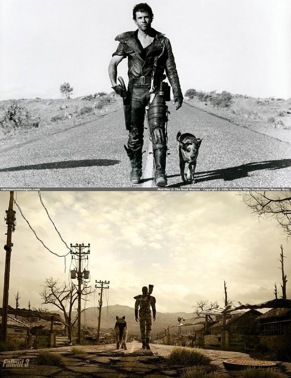 Жизнь вкино после ядерного взрыва. Изображение № 14.