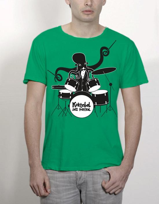 Изображение 50. Кастинг принтов для футболок SEKTA: Koktebel Jazz Fest.. Изображение № 50.