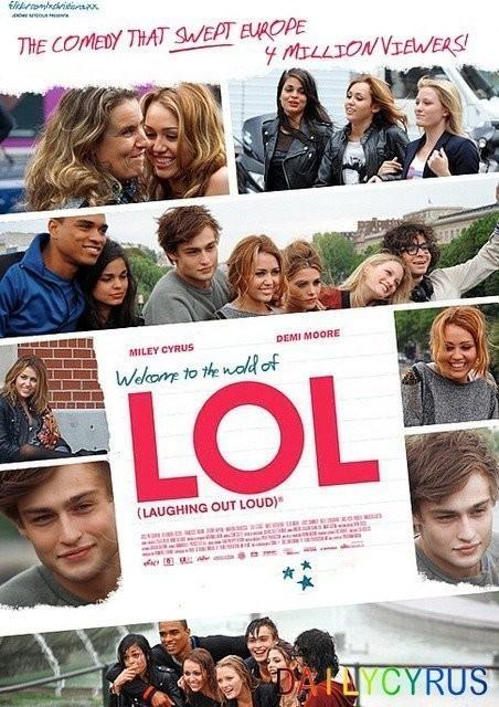 """обложка фильма """"LOL"""". Изображение № 2."""