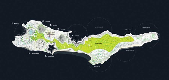 Zira Zero Island. Изображение № 6.