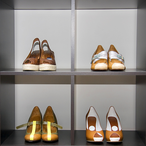 Испанская обувь. Изображение № 5.