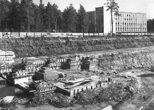 Заброшенный советский большой адронный коллайдер. Изображение № 5.
