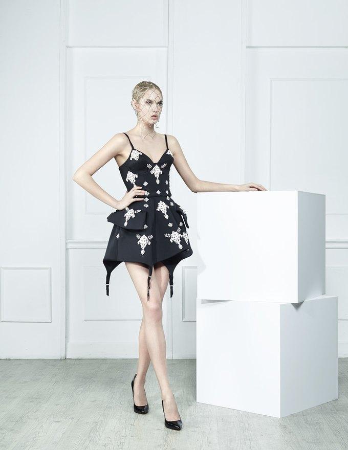 Российская марка Bohemique выпустила новую коллекцию. Изображение № 24.