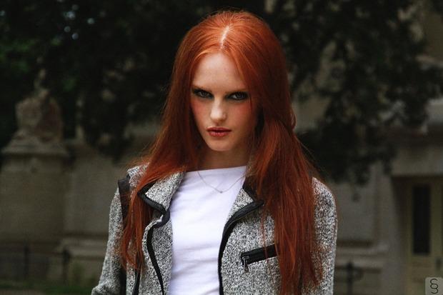 Новые лица: Каролине Бьёрнелюкке, модель. Изображение № 9.